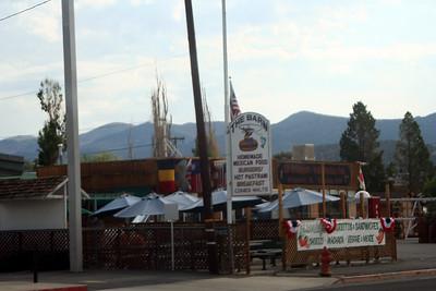 7/10/07 Great Burritos! Bridgeport, Eastern Sierra, Mono County, CA