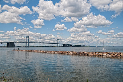 Throg's Neck Bridge (Queens Side) New York