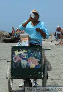 Thirsty Vendor