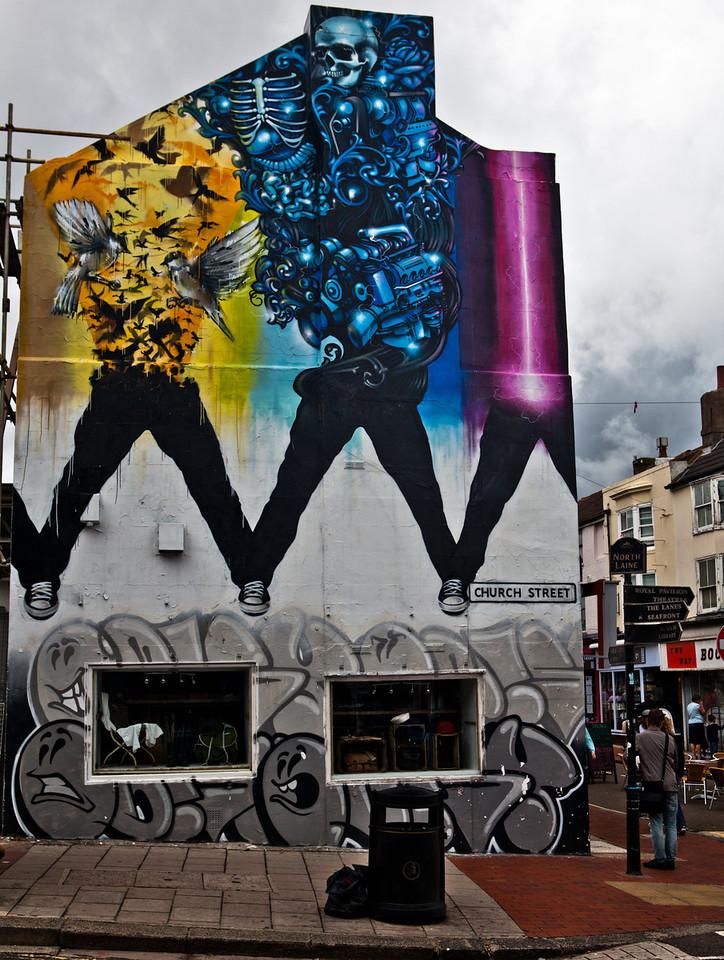 Brighton, U.K.