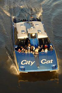 City Cat, Brisbane, Australia