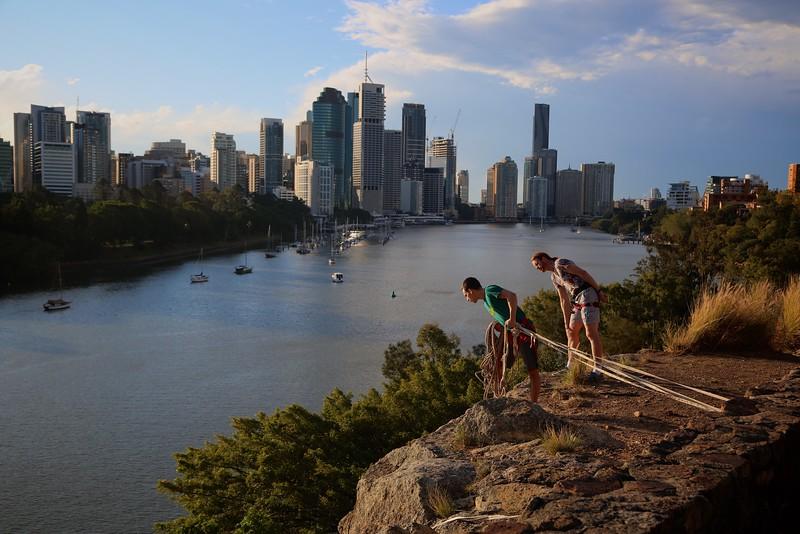 Kangaroo Point Cliffs6