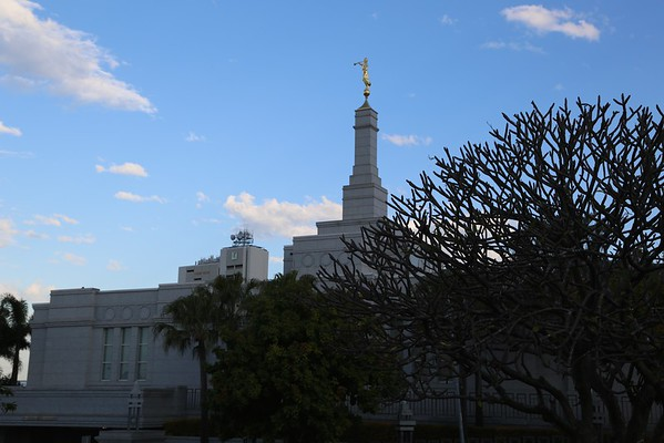 Brisbane Mormon Temple
