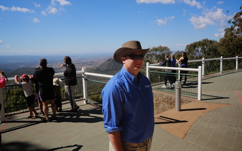 Picnic Point Lookout Toowoomba QLD 3