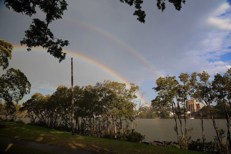 Double Rainbow Brisbane