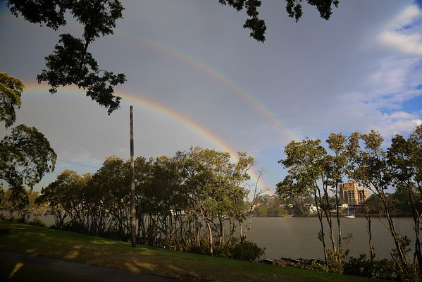 Double Rainbow Brisbane