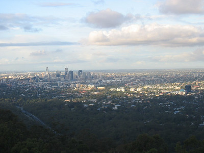 Brisbane from Mount Coot-tha 008