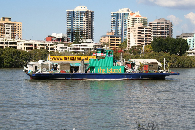 Brisbane City 023