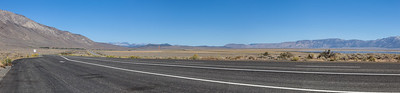 Panorama of Highway 395