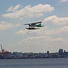 Seaplane over Burrard Inlet