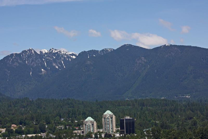 One of these is Grouse Mountain
