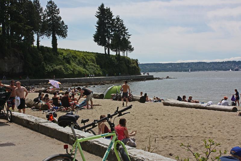 Third Beach, Stanley Park