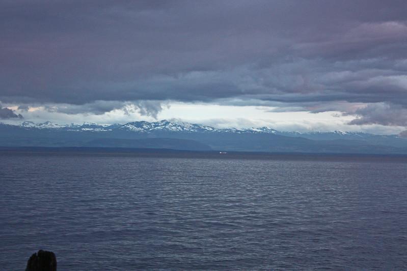 Georgia Strait, from SeaDreams