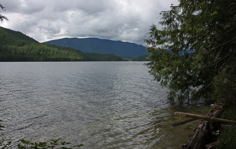 Inland Lake, Powell River