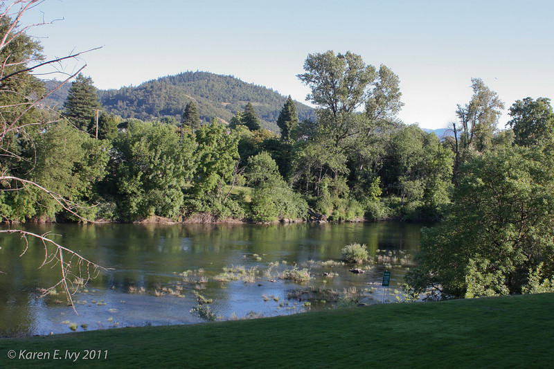 Umpqua River, Roseville, OR