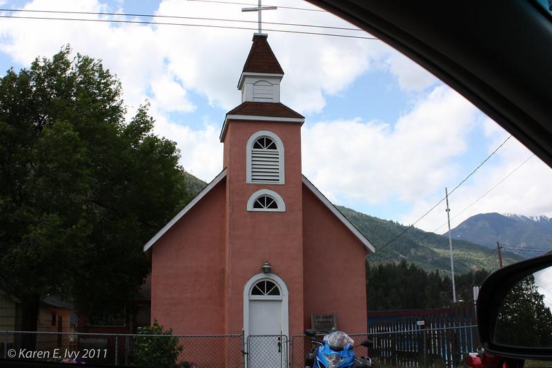 St. Ann's Church, Lytton, BC