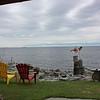 View from SeaDreams B&B - Strait of Georgia