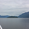 Ferry leaving Horseshoe Bay