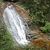 Waterfall, Cliff Gilker Park, Roberts Creek, BC