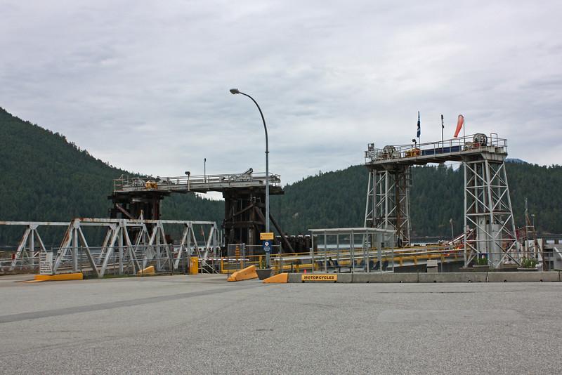 Earl's Cove Ferry Terminal