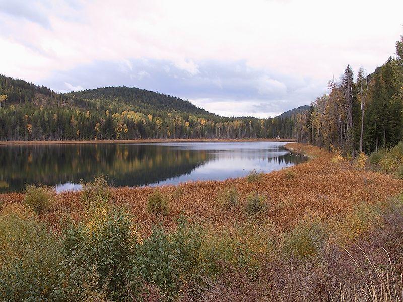 Wilgress Lake<br /> <br /> --- 3725_CRW_01 ---