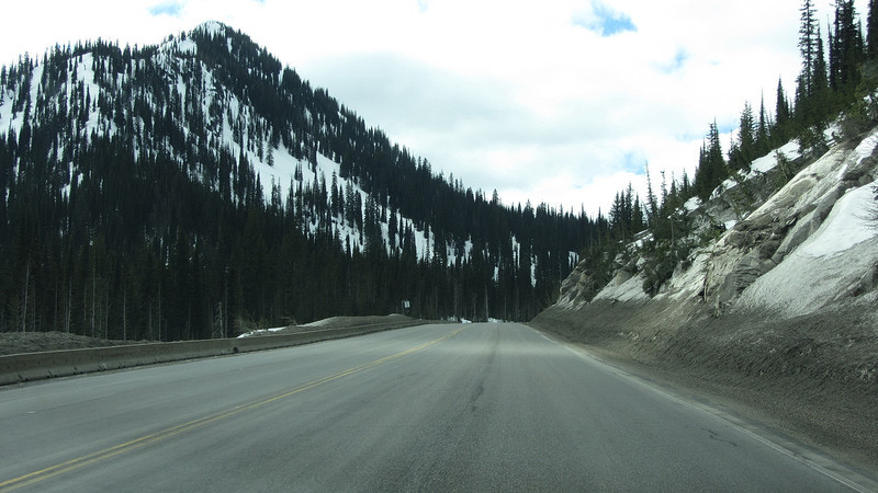 Hwy 3 - Kootenay Pass area