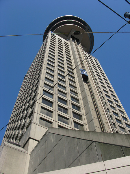Harbour Centre, downtown Vancouver