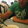 Last meal at Phnom Penh for Cambodian/Vietnamese