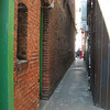 Fan-Tan Alley: Once legendary for its opium dens and secret passageways, it now enjoys its status as the world's narrowest street.