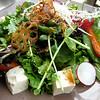 This salad had 21 different veggies in it.
