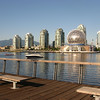 Science World, one of the many museums we skipped in favor of beaches/food/beer (oops)