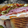 "An unexpected (and really yummy) panini ""breakfast"" on Commercial Drive"