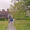 Visit to Great Dixter in Kent, England in June 1990. Property owned by Christopher Lloyd, one of the great British garden creators and writers.