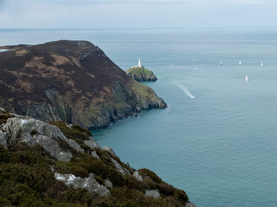 South Stack lighthouse, Holy Island