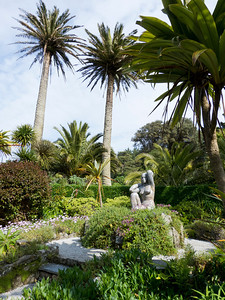 Exotic gardens. The terraced sub-tropical Tresco Abbey Garden houses a spectacular collection of 20000 plants that would stand no chance in Cornwall, which is only 30 miles away.