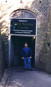 Secret Wartime Tunnels - Dover, England