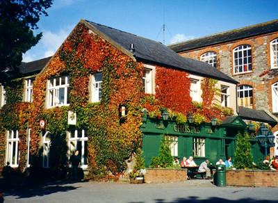A pub in Ireland
