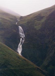 Grey Mare's Tail Waterfall - Scotland