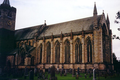 Dunblane Cathedral - Scotland