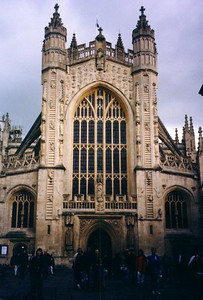 Bath Cathedral - Bath, England