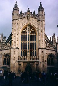 Bath Cathedral - Bath, England