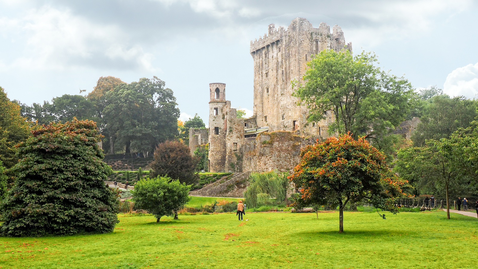 Day 14   Blarney Castle   Ireland