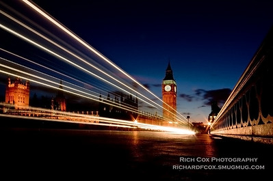 Clock Tower from Westminster Bridge