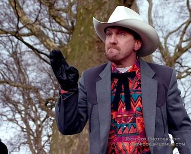 An American Cowboy in London