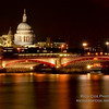 St Paul's and Blackfriars Bridge