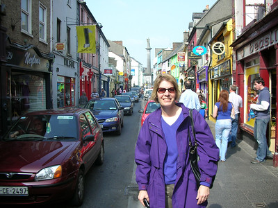 Shopping in Ennis, Co Clare