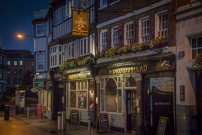 Druids Head Pub, Kingston