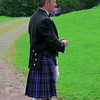 Typical Scotsman outfit
