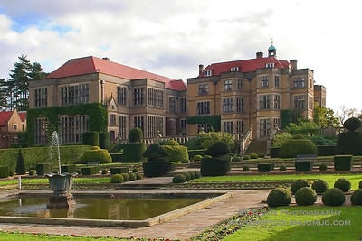 Fanhams Hall, Ware, UK