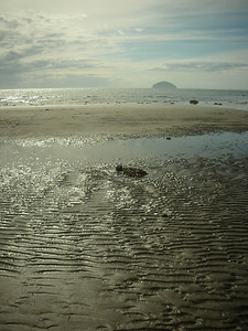 Beach at Girvan